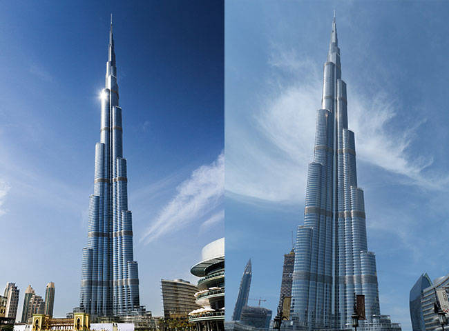 Burj Dubai (Dubai Tower) The Current Highest Building on Earth