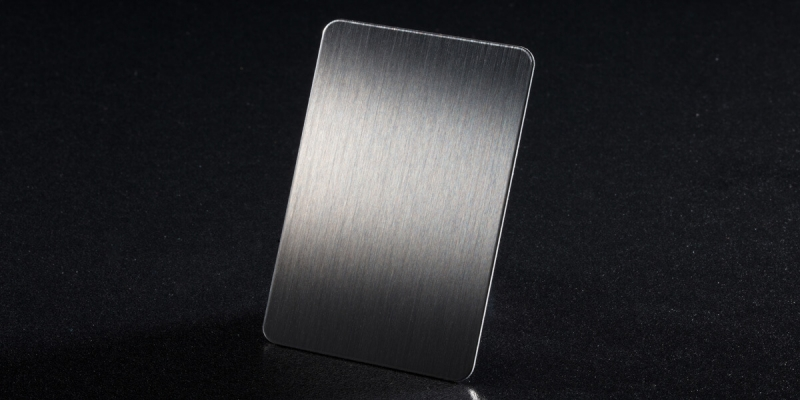 Hairline Finish Stainless Steel Plate