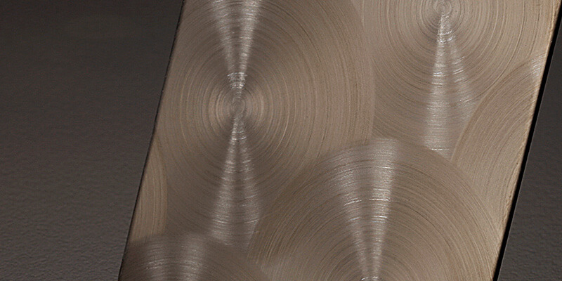 Etched Finish